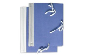 FOLDER WITH CORDS